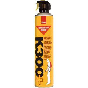 Spray insecticid K300 (nu este cea mai buna solutie pentru gandacii de bucatarie)